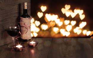 Offre spéciale Saint-Valentin : Week-end gourmand et romantique en bord de mer