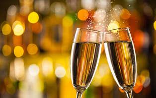 Offre spéciale Saint-Valentin : Week-end romantique avec bouteille de champagne à Chinon
