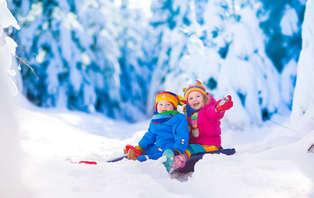 Esquí en Espot- Port ainé con forfait en un hotel de Montsec