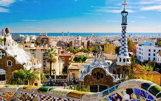 Week-end avec detailles romantiques à  Barcelone ( à partir de 2 nuits)