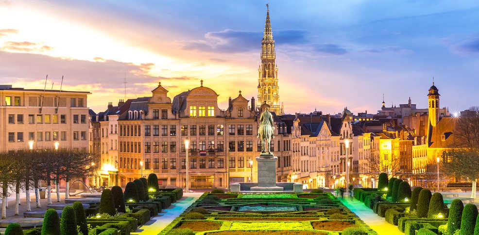 Week end bruxelles week end romantique avec d ner bruxelles for Hotel romantique belgique