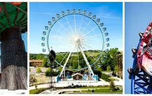 Offre spéciale : Week-end en famille à Troyes avec entrée au Parc Nigloland