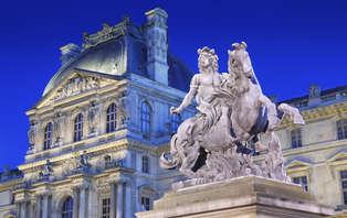 Week-end avec visite du musée du Louvre à Paris