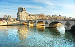 Week-end avec visite audio-guidée du musée du Louvre à Paris