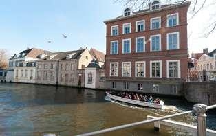 Week-end à Bruges avec petit-déjeuner