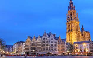 Week-end citytrip à Anvers
