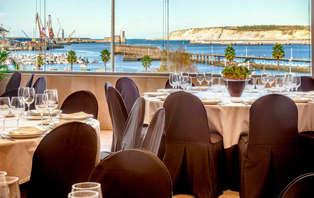 Sabores del País Vasco: Escapada con cena en un palacio frente al mar