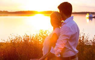 Offre spéciale Saint-Valentin : Week-end romantique avec dîner et thalasso