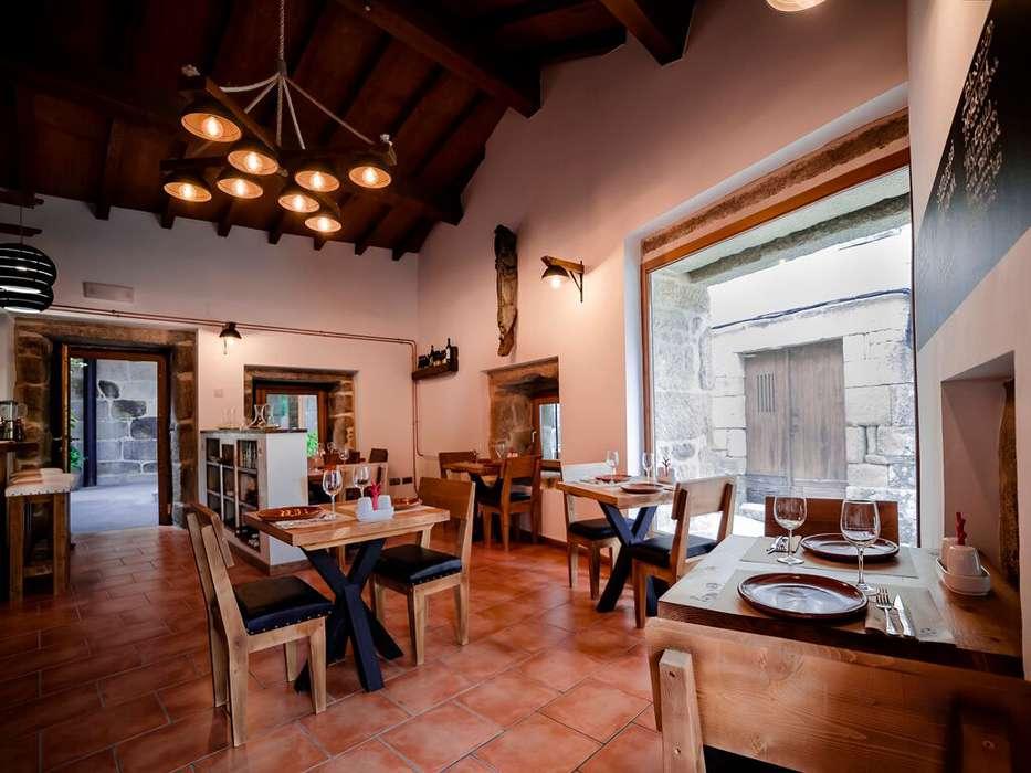 Escapadas fin de semana mejores hoteles rurales pazos de - Escapadas rurales galicia ...