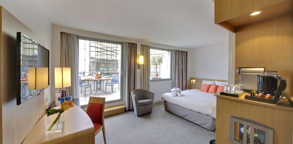 h tel novotel paris centre gare montparnasse h tel de charme paris. Black Bedroom Furniture Sets. Home Design Ideas