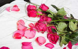 Offre spéciale Saint-Valentin : Week-end en amoureux avec attentions romantiques à Angers