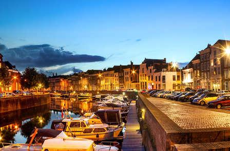 Geniet van een Zeeuws weekendje met diner in Middelburg