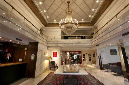 Escapada a Bilbao en un 5 estrellas en habitación superior y Bono Restaurantes (desde 2 noches)