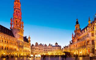 Offre spéciale : Week-end à Bruxelles