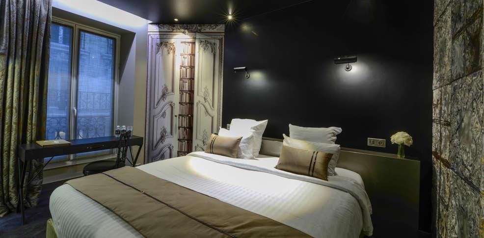 h tel eug ne en ville h tel de charme paris. Black Bedroom Furniture Sets. Home Design Ideas