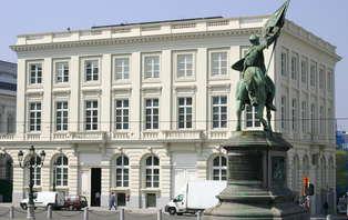 Escapade à Bruxelles avec entrée au Musée Magritte
