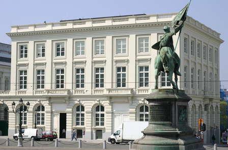 Soggiorno di lusso a Bruxelles in un hotel 5* in camera superior