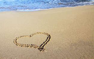 Offre spéciale Saint-Valentin : Week-end en amoureux avec dîner et champagne