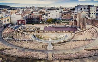 City trip en Cartagena: Descubre el teatro romano