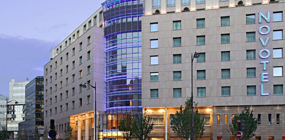 H tel novotel paris centre gare montparnasse h tel de for Hotel design montparnasse