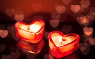 Especial San Valentín Rural en plena naturaleza con cena romántica
