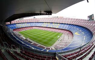 Escapada con entradas al Camp Nou en el centro de Barcelona