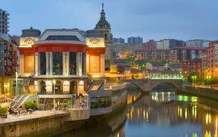 Oferta Especial:Bilbao a tu aire en un 4**** en el centro