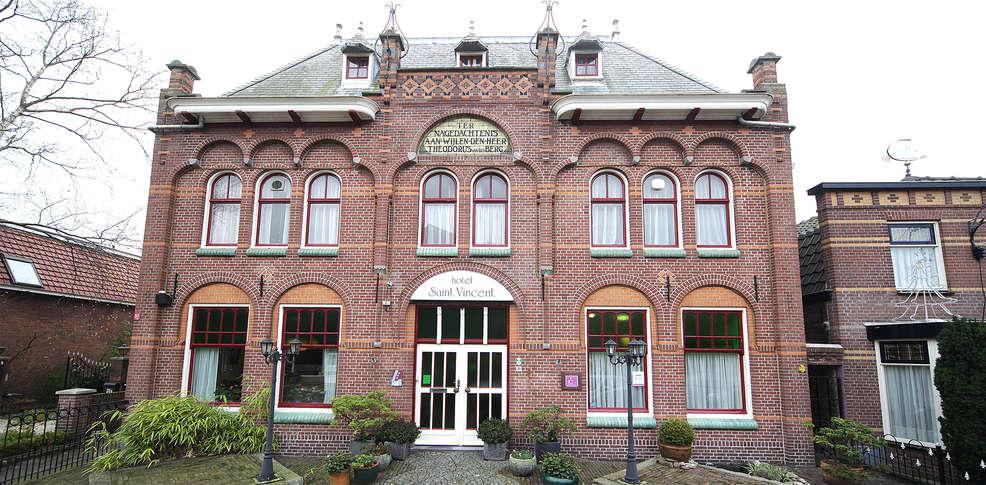 Hotel Foyer Saint Vincent : Hotel saint vincent hôtel de charme poeldijk