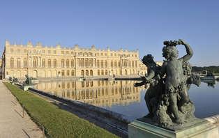 Week-end détente avec entrée au Château de Versailles et Grandes Eaux Musicales (Pass 1 Jour)