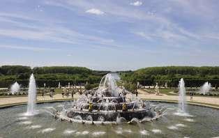 Week-end détente avec entrée au Château de Versailles (Pass 1 Jour)