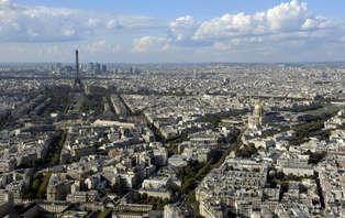 Montez sur le plus haut toit de Paris ! Week-end détente avec entrée à la Tour Montparnasse