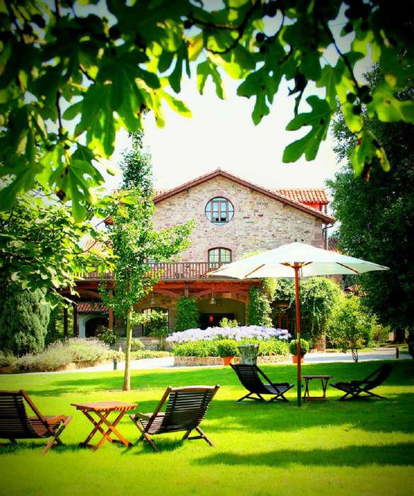 Week end culturel carrejo avec 2 cocktails de bienvenue for Hotel jardin de carrejo