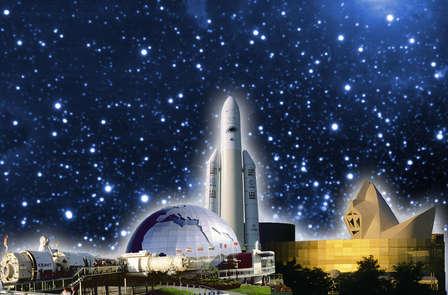 Week-end en famille avec découverte de la cité de l'espace à Toulouse