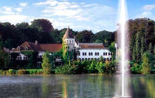 Offre spéciale : Week-end détente à Genval en Belgique