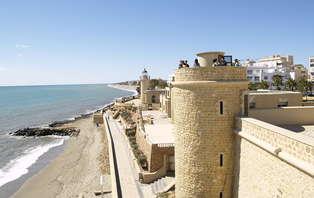 Minivacaciones de Verano a la Playa de Roquetas en apartamento 4*, con niño gratis (desde 4 noches)