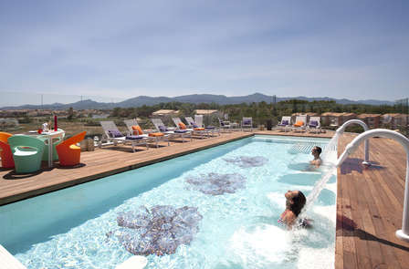 Week-end de luxe avec accès spa sur une île privée à Saint-Cyprien