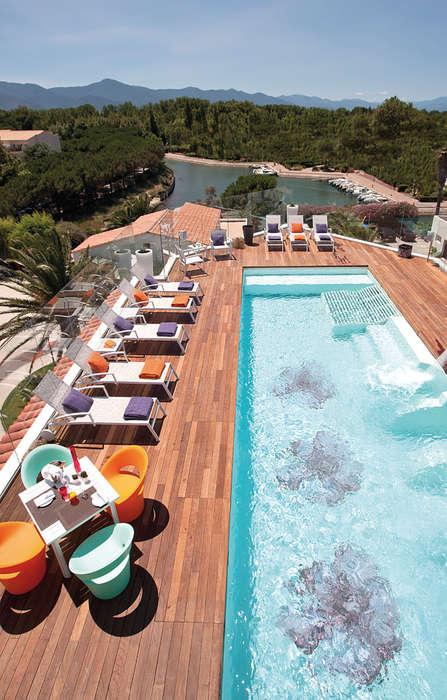 Week end spa saint cyprien avec 1 acc s la thalasso pour for Week end piscine privee
