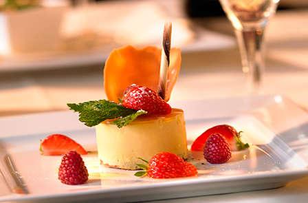 Culinair weekend met heerlijk 4-gangen diner in Lage Vuursche (vanaf 2 nachten)