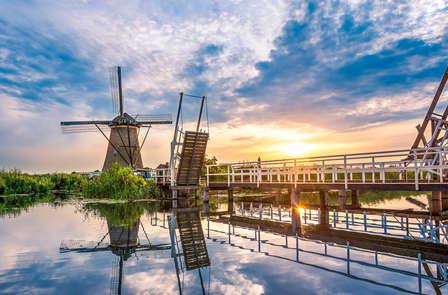 Weekend con viaggio a Kinderdijk