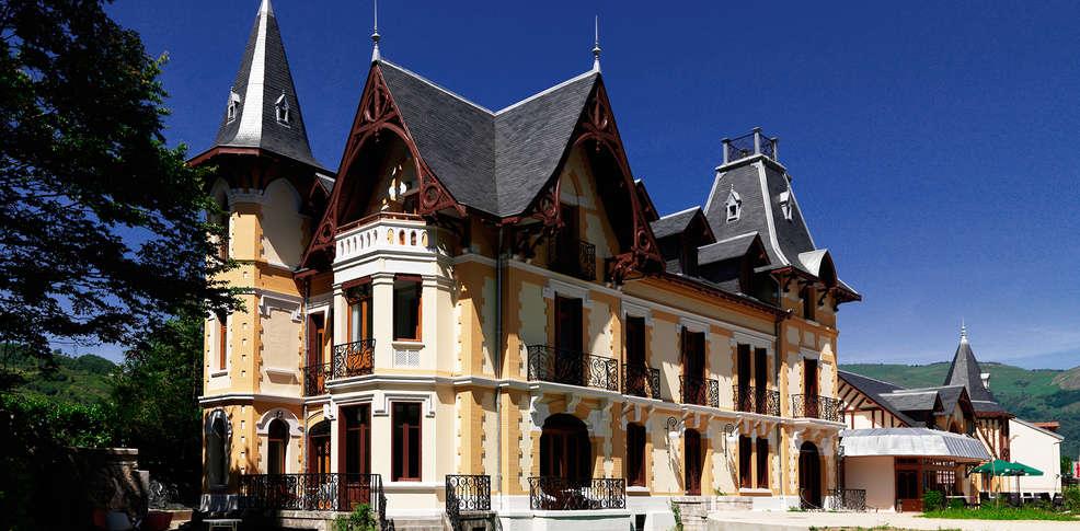 H tel le manoir d 39 agn s h tel de charme tarascon sur ari ge - Reserver une chambre d hotel pour une apres midi ...