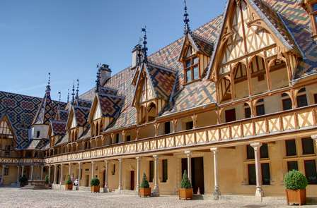 Escapade en Bourgogne et visite des hospices de Beaune
