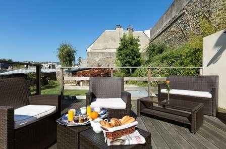 Offre spéciale: Week-end de charme à Saint-Brieuc, coupes de champagne incluses! (2 nuits min)