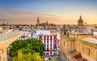 Escapada pasión Flamenca en el centro histórico de Sevilla