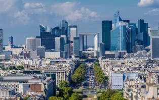 Offre spéciale :Week-end dans le quartier de La Défense, aux portes de Paris