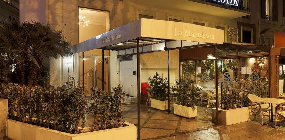 La malmaison nice boutique hotel h tel de charme nice 06 for Hotel boutique nice