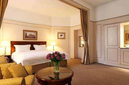 Week-end en amoureux en chambre double deluxe dans un hôtel de luxe à Bruxelles