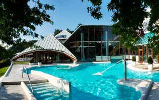 Exclusieve aanbieding: Herbronnen in Valkenburg met 2 dagen toegang tot Thermae 2000