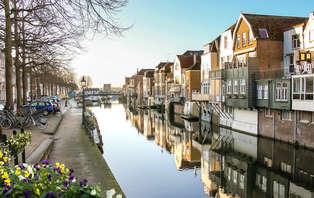 Week-end romantique dans la ville idyllique de Gorinchem