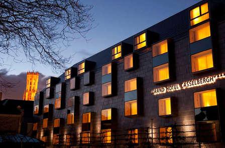 Charme, histoire et luxe moderne au cœur de Bruges (à partir de 2 nuits)