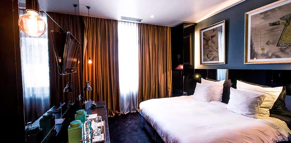 Week end anvers week end romantique dans h tel boutique for Hotel romantique belgique